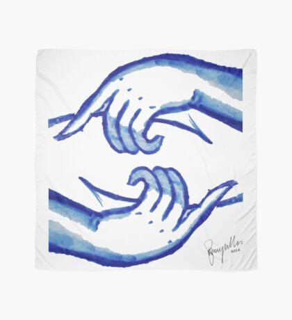 Hands - Azulejo 1.2 RazMeyrelles 2018 Scarf