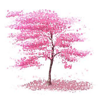 sakura - cherry blossom tree by m-ersan