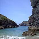 Kynance Cove 2 by bryanhibleart