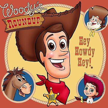 Woody's Roundup by MammothTank