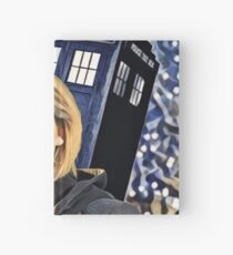 Space & Time lord First female doctor  Hardcover Journal