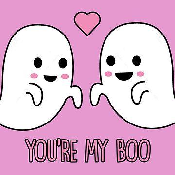 You're my boo by fashprints