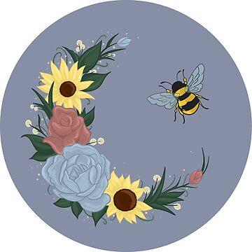 Luna Bee by Inklingsofgrace