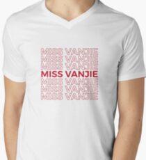 Miss Vanjie RuPaul's Drag Race Men's V-Neck T-Shirt