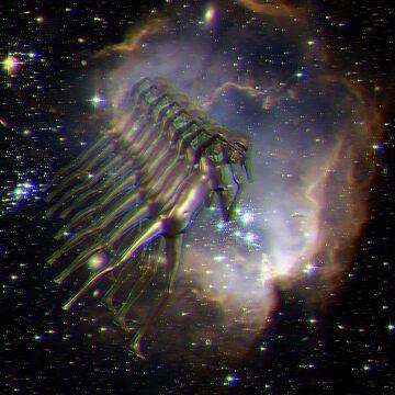 Howard the Alien by duwangclothing