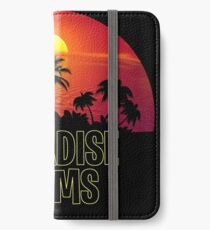 Paradise Palms - Fortnite Gamer iPhone Wallet/Case/Skin