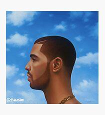 Lámina fotográfica Drake Nada era lo mismo