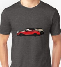 Cars: Mustang and Escalade  Unisex T-Shirt