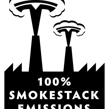 100% Smokestack Emissions; Dark Theme by DoomsDayDevice