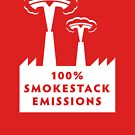100% Smokestack Emmisions; Light Theme by DoomsDayDevice