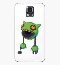 Big Mouth Piñatamon Case/Skin for Samsung Galaxy