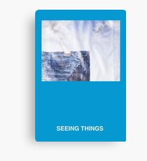Seeing Things, Sail Picture Canvas Print