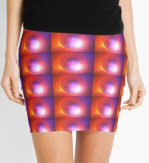 Mars Ellipse Mini Skirt