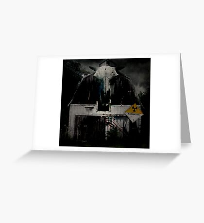 Hell's Home Greeting Card