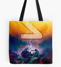 Synergist Album Poster Tote Bag