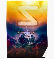 Synergist Album Poster Poster