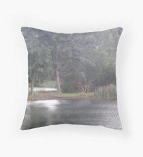 Minor Lake Views. Wanneroo Throw Pillow