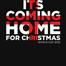 It's Coming Home For Christmas by Barber Design