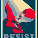 June Resist by Lanfa