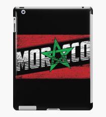 Morocco star iPad Case/Skin