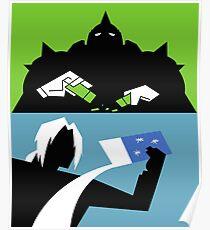 Powerpuff Alchemist Poster