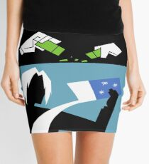Powerpuff Alchemist Mini Skirt