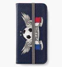 World Cup Champion 2018 France Fan Gear iPhone Wallet/Case/Skin