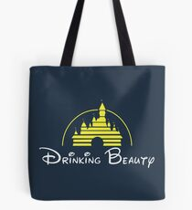 Drinking Beauty Tote Bag