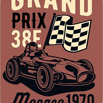 Grand Prix Monaco 1970 by Skullz23