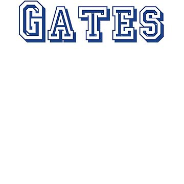 Gates by CreativeTs
