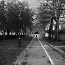 London Walk by Christian  Zammit