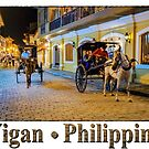 Vigan Philippines (with title) by Ray Warren