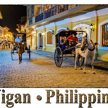 Vigan Philippines (with title) by RayW