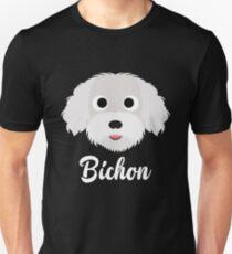 Bichon - Bichon Frise Unisex T-Shirt