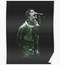 Liam Gallagher Poster