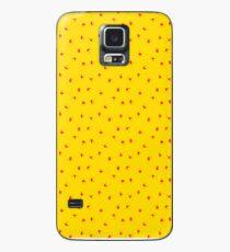 Red Bird Yellow Case/Skin for Samsung Galaxy