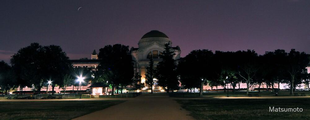 A Night At The Natural History Museum by Matsumoto