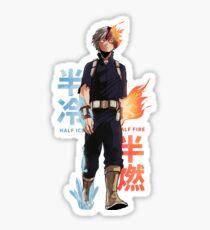 Boku no hero academy - My Hero Academy - Shoto Todoroki Sticker