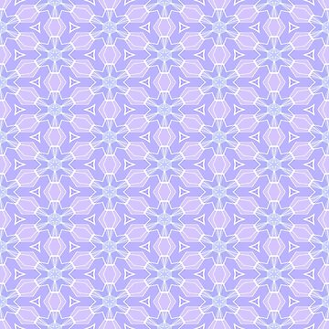 Pastel Seamless Pattern 1 by KaleiopeStudio