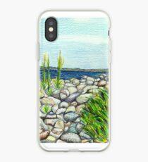 North East Point Nova Scotia iPhone Case