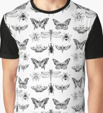 Insect Series in pointillism Graphic T-Shirt