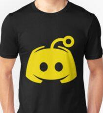 Discord Reddit Clique - Einundzwanzig Piloten Gelb Slim Fit T-Shirt