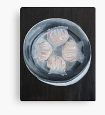Har gow - 蝦餃 Canvas Print