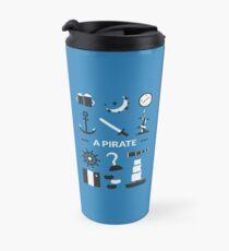 Once Upon A Time - A Pirate Travel Mug