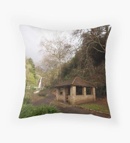 Waterfall Gully, Adelaide Throw Pillow