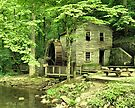 RICE GRIST MILL, Photo, for prints and products by Bob Hall©