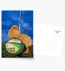 Bear Balls Postcards