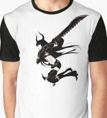 Black Gold Saw Graphic T-Shirt