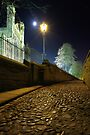 Lamplight & Moonlight - Durham Cathedral by David Lewins