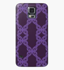 MAD TUUTURU L-Original Purple Case/Skin for Samsung Galaxy